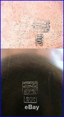 1824-1838 French Copper Dome Chafing Dish Warming Stand Hot Plate HK Kindberg #2