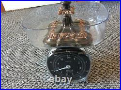 Stunning 3 SCONCE CANDLE HOLDER CANDELABRA SILVER PLATED ON COPPER 4.8 kgs